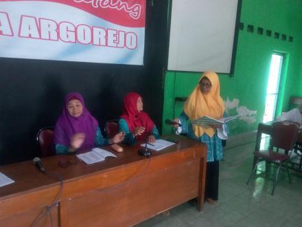 Pertemuan Kader Kesehatan Desa
