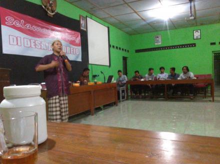 Kajian Remaja Masjid Karang Taruna Kusuma Bhakti