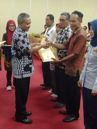 Pedukuhan Polaman sebagai Pendukung Kabupaten sehat