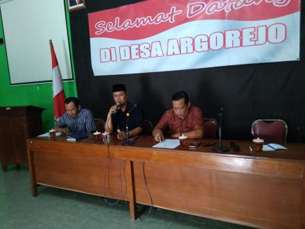 Sosialisasi Pembentukan KPPS PEMILU 2019