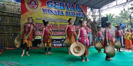 Gebyar Wisata Budaya Karang Taruna Kusuma Bhakti