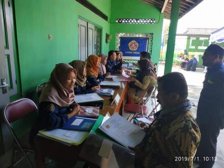 Evaluasi karang taruna Kusuma Bhakti Desa Argorejo tingkat DIY