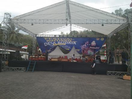 Festival Rintisan Desa Budaya Kabupaten Bantul
