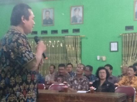 Peningkatan Keimanan Umat Katholik Desa Argorejo
