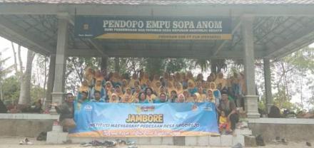 Jambore IMP Desa Argorejo